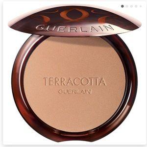 New Guerlain Terracotta Sunkissed Natural Bronzer Powder 00 Fair Clair